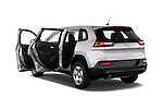 Car images of 2014 JEEP Cherokee Longitude 4 Door SUV Doors