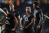 Man of the Match Mako Vunipola of England during the Old Mutual Wealth Series match between England and Argentina at Twickenham Stadium on Saturday 11th November 2017 (Photo by Rob Munro/Stewart Communications)