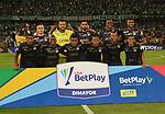 Atlético Nacional igualó 2-2 ante Deportivo Cali. Fecha 5 Liga BetPlay I-2020.