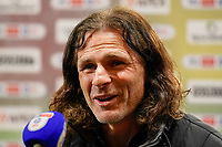 Wycombe Wanderers manager Gareth Ainsworth after the Sky Bet Championship behind closed doors match between Watford and Wycombe Wanderers at Vicarage Road, Watford, England on 3 March 2021. Photo by David Horn.