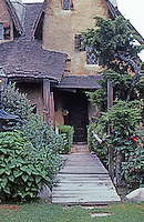 Los Angeles: Spadena House. Henry Oliver, 1921.  Photo '82.