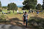 Media guru Jason G form Golf New Zealand during The Clubhouse Gulf Harbour Golf Open, Gulf Harbour, Auckland, New Zealand, Sunday 4 April 2021 Photo: Simon Watts/www.bwmedia.co.nz