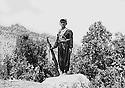 Iraq 1961. In Qara Dagh, Sheikh Ali, peshmerga