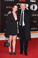 """Peter Morgan<br /> at the World Premiere of the Netflix series """"The Crown"""" at the Odeon Leicester Square, London.<br /> <br /> <br /> ©Ash Knotek  D3192  01/11/2016"""