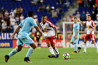 Harrison, NJ - Thursday Sept. 15, 2016: Tyler Adams during a CONCACAF Champions League match between the New York Red Bulls and Alianza FC at Red Bull Arena.