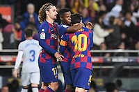 Ansu Fati<br /> Barcelona 02-02-2020 Camp Nou <br /> Football 2019/2020 La Liga <br /> Barcelona Vs Levante <br /> Photo Paco Larco / Panoramic / Insidefoto <br /> ITALY ONLY