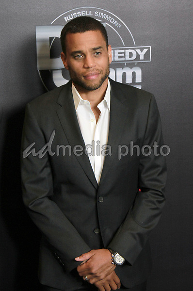 """10 September 2017 - Beverly Hills, California - Michael Ealy. Netflix """"Def Comedy Jam 25"""" held at The Beverly Hilton. Photo Credit: Theresa Bouche/AdMedia"""