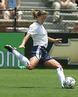 Brandi Chastain, USWNT vs England, May 17, 2003.