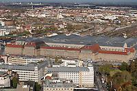 Stadtansichten 2009 - Blick vom Cityhochhaus / Uniriese auf den Hauptbahnhof - Deutschlands größter Kopfbahnhof / Sackbahnhof . Foto: Norman Rembarz..Norman Rembarz , ( ASV-Autorennummer 41043728 ), Holbeinstr. 14, 04229 Leipzig, Tel.: 01794887569, Hypovereinsbank: BLZ: 86020086, KN: 357889472, St.Nr.: 231/261/06432 - Jegliche kommerzielle Nutzung ist honorar- und mehrwertsteuerpflichtig! Persönlichkeitsrechte sind zu wahren. Es wird keine Haftung übernommen bei Verletzung von Rechten Dritter. Autoren-Nennung gem. §13 UrhGes. wird verlangt. Weitergabe an Dritte nur nach  vorheriger Absprache..