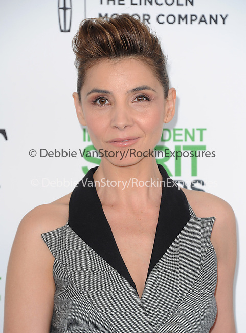 Clotilde Courau<br /> <br /> <br />  attends The 2014 Film Independent Spirit Awards held at Santa Monica Beach in Santa Monica, California on March 01,2014                                                                               © 2014 Hollywood Press Agency