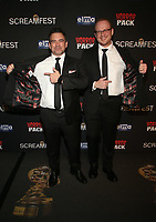 HOLLYWOOD, CA - OCTOBER 12: Darren Geare, Jeff Allen Geare, at the 21st Screamfest Opening Night Screening Of The Retaliators at Mann Chinese 6 Theatre in Hollywood, California on October 12, 2021. Credit: Faye Sadou/MediaPunch