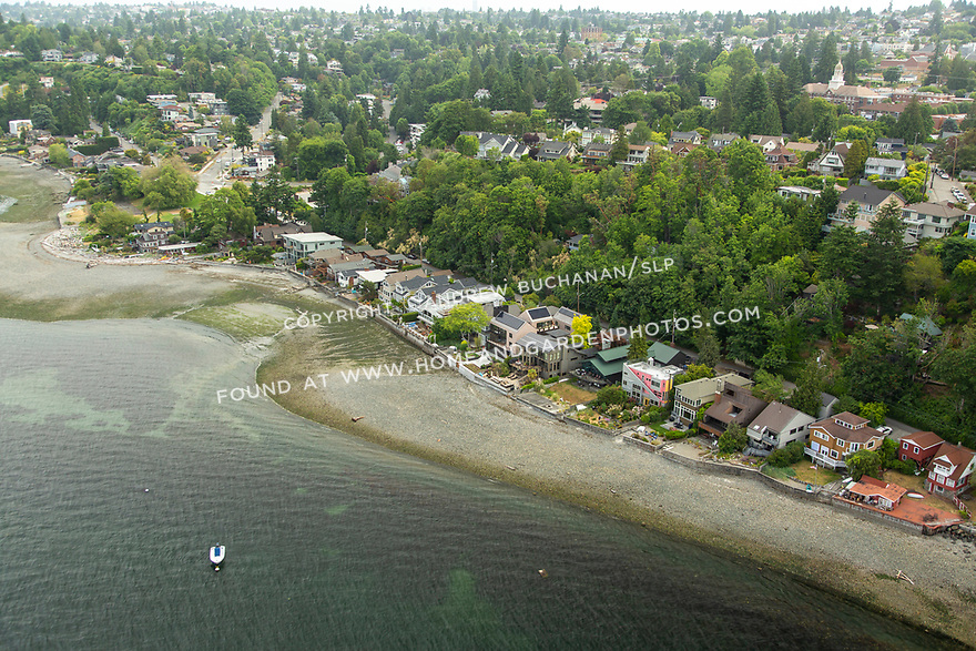 waterfront home, West Seattle
