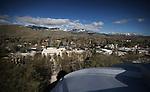 Carson City skyline/dome views