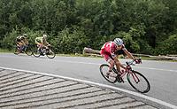 José Gonçalves (POR/Katusha-Alpecin)<br /> <br /> Ster ZLM Tour (2.1)<br /> Stage 4: Hotel Verviers > La Gileppe (Jalhay)(190km)