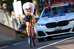 2021 UEC Road Cycling European Championships. Trento, Italy on September 9, 2021. Men Elite Individual Time Trial, KÜNG Stefan (SUI) in action.