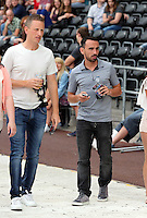Pictured: Wednesday 02 July 2014<br />