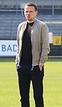 Sebastian Schuppan (Sportvorstand Wuerzburger Kickers) beim Spiel in der 2. Bundesliga, SV Sandhausen - Wuerzburger Kickers.<br /> <br /> Foto © PIX-Sportfotos *** Foto ist honorarpflichtig! *** Auf Anfrage in hoeherer Qualitaet/Aufloesung. Belegexemplar erbeten. Veroeffentlichung ausschliesslich fuer journalistisch-publizistische Zwecke. For editorial use only. For editorial use only. DFL regulations prohibit any use of photographs as image sequences and/or quasi-video.