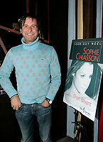 Dr Rejean Thomas at  Sophie Chiasson book launch, 2006-09-21.<br /> <br /> she is a weather presentator on TVA who won a diffamtion lawsuit against Quebec City Genex radio host Jeff Fillion<br /> Photo by P. Roussel / Images Distribution
