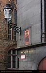Ter Buerze, 13th c. Inn, First Stock Exchange, Vlamingstraat, Bruges, Brugge, Belgium