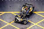 Ma Qing Hua of Techeetah Racing team during the first stop of the FIA Formula E Championship HKT Hong Kong ePrix at the Central Harbourfront Circuit on 9 October 2016, in Hong Kong, China. Photo by Marcio Rodrigo Machado / Power Sport Images