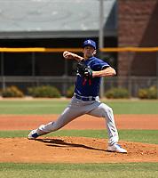 Gavin Stone - Los Angeles Dodgers 2021 spring training (Bill Mitchell)
