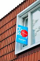 Nederland - Zaanstad - 2020 . Huis verkocht in Zaandam. Foto Berlinda van Dam / Hollandse Hoogte