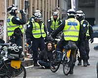 March 15, 2013 File Photo - annual demonstration against police brutality.<br /> <br /> Photo : Robert J Galbraith