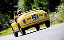 27/07/17 - CHAMPAGNAC LE VIEUX - HAUTE LOIRE - FRANCE - Essais FIAT Gamine de 1968 - Photo Jerome CHABANNE