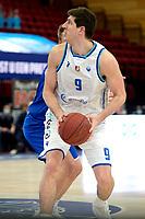 27-02-2021: Basketbal: Donar Groningen v Den Helder Suns: Groningen Donar speler Damjan Rudez