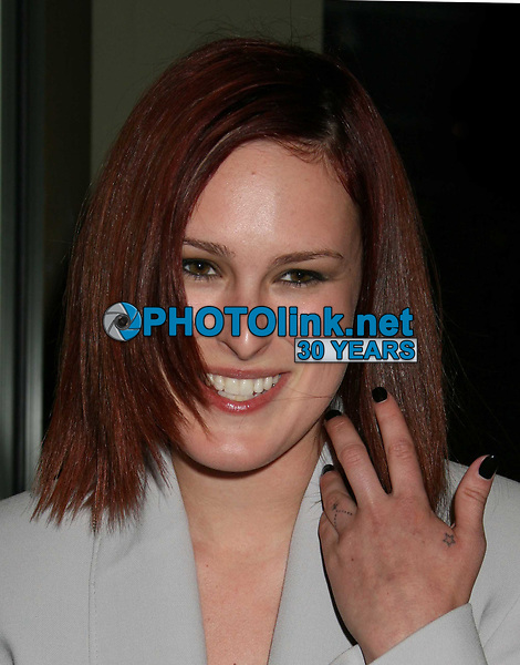 Rumer Willis, 5.02.2009<br /> Photo by Nick Sherwood-PHOTOlink
