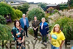 Some of the fundraising commitee at Recovery Haven in Tralee, from left: Marissa Reidy, Dermot Crowley, Jacinta Bradley, Breda Carmody and Kathleen Collins.