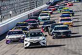 Toyota Camry pace car, #11: Denny Hamlin, Joe Gibbs Racing, Toyota Camry FedEx Express