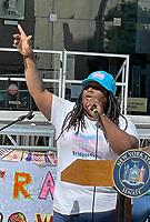 Protect Black Trans Women Rally
