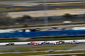 #19: Brandon Jones, Joe Gibbs Racing, Toyota Supra Interstate Batteries and #7: Justin Allgaier, JR Motorsports, Chevrolet Camaro BRANDT