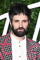 Serge Pizzorno<br /> arriving forThe Fashion Awards 2019 at the Royal Albert Hall, London.<br /> <br /> ©Ash Knotek  D3542 02/12/2019