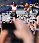 """Ariana Grande, September 14, 2014, Tokyo, Japan : Singer Ariana Grande performs during an event for her album """"My Everything"""" in Tokyo, Japan on  September 14, 2014. (Photo by AFLO)"""