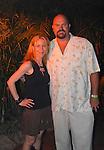 Isabella Mercier and former professional baseball pitcher, David Wells.