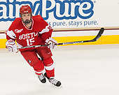 Mary Parker (BU - 15) - The Boston College Eagles defeated the visiting Boston University Terriers 5-3 (EN) on Friday, November 4, 2016, at Kelley Rink in Conte Forum in Chestnut Hill, Massachusetts.The Boston College Eagles defeated the visiting Boston University Terriers 5-3 (EN) on Friday, November 4, 2016, at Kelley Rink in Conte Forum in Chestnut Hill, Massachusetts.