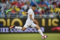 Orlando, FL - Monday June 06, 2016: Bolivia defender Edward Zenteno (22) during a Copa America Centenario Group D match between Panama (PAN) and Bolivia (BOL) at Camping World Stadium.