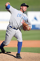 Blake Parker - Mesa Solar Sox, 2009 Arizona Fall League.Photo by:  Bill Mitchell/Four Seam Images..