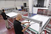 Biella - V-Energy, a company of Vesta Group, active since 2008 in the production of photovoltaic solar panels<br /> <br /> Biella - V-Energy, societa' del Gruppo Vesta, attiva dal 2008 nella produzione di pannelli solari fotovoltaici