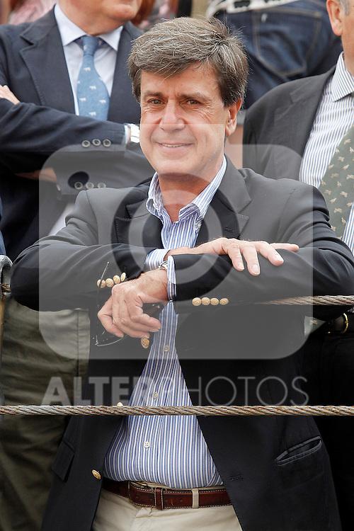 Cayetano Luis Martínez de Irujo before the bullfight of beneficence. June 3 ,2012. (ALTERPHOTOS/Acero)
