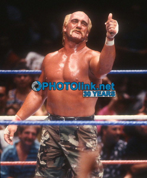 Hulk Hogan 1990<br /> Photo By John Barrett/PHOTOlink