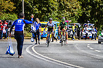Breakaway, Vattenfall Cyclassics, Hamburg, Germany, 24 August 2014, Photo by Thomas van Bracht