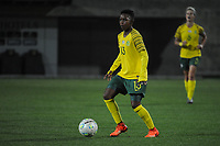 20190301 - LARNACA , CYPRUS : South African defender Bambanani Mbane pictured during a women's soccer game between South Africa and Korea DPR , on Friday 1 March 2019 at the AEK Arena in Larnaca , Cyprus . This is the second game in group A for Both teams during the Cyprus Womens Cup 2019 , a prestigious women soccer tournament as a preparation on the Uefa Women's Euro 2021 qualification duels. PHOTO SPORTPIX.BE   STIJN AUDOOREN