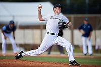 Samuel Tormos during the WWBA World Championship at the Roger Dean Complex on October 18, 2018 in Jupiter, Florida.  Samuel Tormos is a shortstop / right handed pitcher from Van Alstyne, Texas who attends Van Alstyne High School and is committed to Houston.  (Mike Janes/Four Seam Images)
