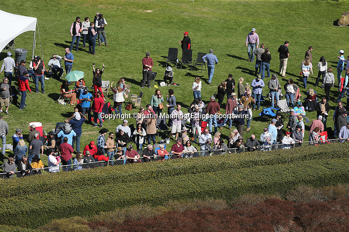 March 6, 2021: Scenery during the Honeybee Stakes day at Oaklawn Racing Casino Resort in Hot Springs, Arkansas. ©Justin Manning/Eclipse Sportswire/CSM