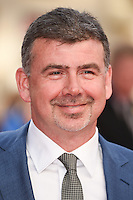 """screewriter, Nicholas Martin<br /> arrives for the """"Florence Foster Jenkins"""" European premiere at the Odeon Leicester Square, London<br /> <br /> <br /> ©Ash Knotek  D3106 12/04/2016"""