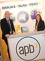Falkirk Business Exhibition 2011<br /> APB Displays