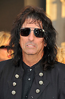 Alice Cooper at the premiere of Warner Bros. Pictures' 'Dark Shadows' at Grauman's Chinese Theatre on May 7, 2012 in Hollywood, California. ©mpi35/MediaPunch Inc.
